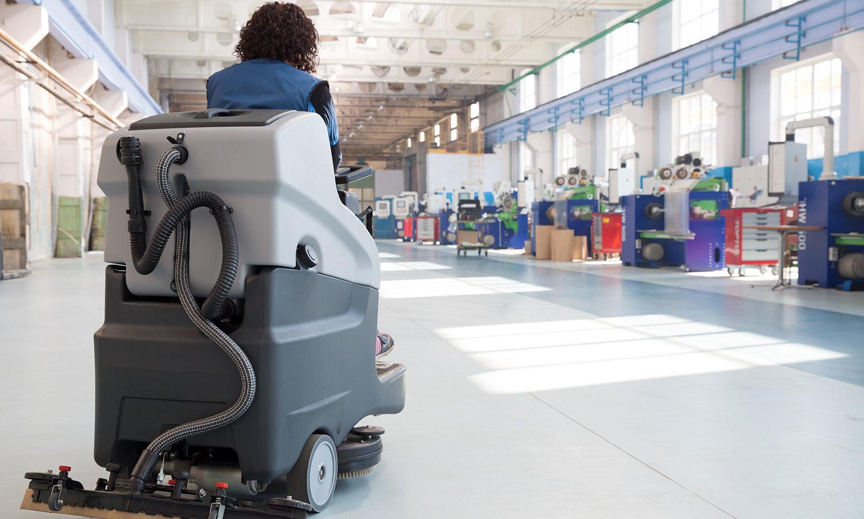 Pulizie industriali Pulito Più Impresa di pulizie torino